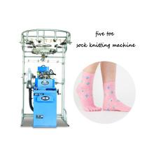 Precio automático de la máquina de los calcetines computarizados 6f para tejer haciendo calcetines