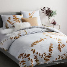 Good breathable comfortable polyester fabric for bedding set