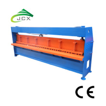 PPGI metal sheet shearing machine