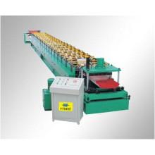 Máquina formadora de rolos de convés de piso de preço mais baixo