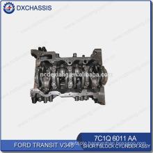 Genuine Transit V348 Short Cylinder Block Assy 7C1Q 6011 AA