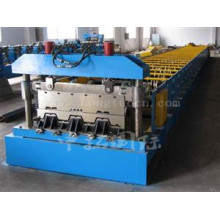 Cubierta de acero rodillo la máquina Fomring, piso de acero Deck máquina, tragar plataforma que forma la máquina