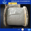 Fil en acier recouvert de zinc Zinc 1X7-3,6mm