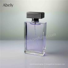 Fabricant 100ml Bouteille de parfum personnalisée