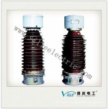 Индуктивные трансформаторы напряжения типа Jdc6-110 и Jdcf-110