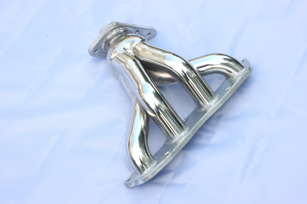Honda Fit Stainless Steel Exhaust Header