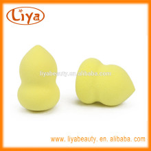 Natural soft SBR Sponge cosmetic in different shape and color