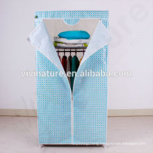 Made In China Hot Sale Simple Style Portable Folding Wardrobe
