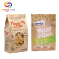 ECO Friendly Custom Kraft Doypack do suchego jedzenia
