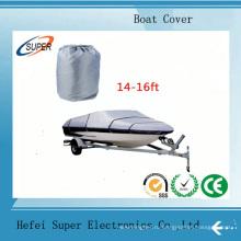14′-16 ′ Oxford Custom Fit Крышка для консольной лодки
