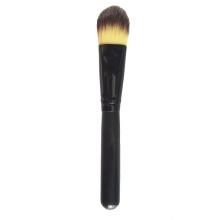 Bonne qualité synthétique de cheveux Fondation Brosse visage Cosmetic Tool