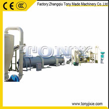 2015 Top Selling Thd15-12 Professional Manufacturer Rotary Drum Dryer with High Capacity