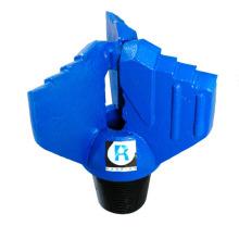 Hochwertiger Wasserbohrer Hartmetalleinsatz 3 Flügel Flügelschleppmeißel für Ölfeld