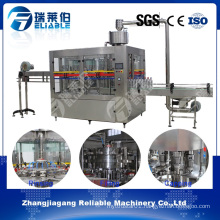 Bottle Sparkling Water Filling Plant / Machine