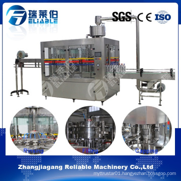 Aerated Bottle Gas Beverage Filling Machine Manufacturer