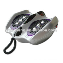 Low-frequency infrared therapy rolling tens foot massager