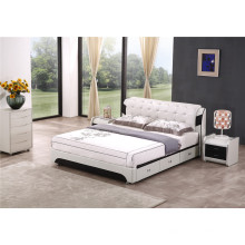 Bedroom Furniture Home Furniture Leather Soft Bed