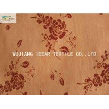 105D*300D Embossed Warp Micro Suede Fabric