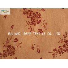 105D * 300 D тиснением Warp микро замша ткани