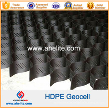 China fábrica de plástico HDPE Geocells Geoweb com Ce certificado