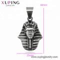 34388 xuping fashion design black gun color Egyptian Pharaoh pendant