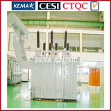 3 Phase Electric Power Transformer