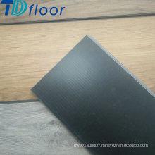 Plancher en vinyle durable imperméable de PVC de PVC de clic imperméable