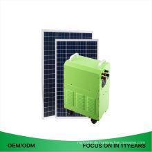 Solargenerator des Energie-System-Inverter-5000 Watt mit allem Zubehör