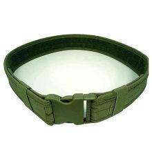 """Combate de nylon militar Bdu Airsoft 2"""" deber cinturón cinturón táctico verde del ejército"""
