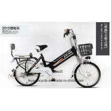 48 В 20-дюймовый электрический велосипед Электромобиль