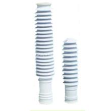 Bague d'arrêt de porcelaine haute tension