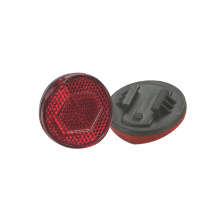 Plastic Bicycle Front & Rear Reflector Sets (HRF-016)