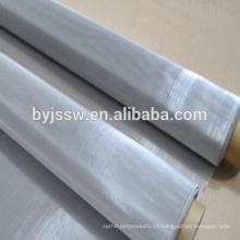 Malha de tela de mosca de aço inoxidável, aço inoxidável de malha de aço resistente, cesta redonda de fio de aço inoxidável