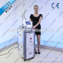Co2 laser fracionário máquina de remoção de cicatrizes de acne