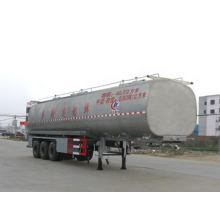 12.6m Mil-axle Milk Transport نصف مقطورة