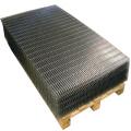 Panel de malla de alambre soldado ganado galvanizado 3x3