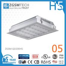 2016 neue 200 Watt LED Baldachin Leuchte mit Super Helle 150lm / W LED