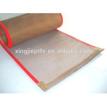 PTFE de fibra de vidrio de malla abierta PTFE Open Mesh de fibra de vidrio tejido tela de tela