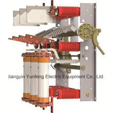Combinaison de Fn7-12r (T) D/125-31,5 Hv sollicitation pause interrupteur-fusibles