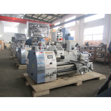 Wmp250V Combination Lathe Milling Machine