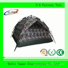 Дешевой цене двойной слой Водонепроницаемый палатки для кемпинга