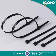 Attache de câble en nylon à verrouillage automatique