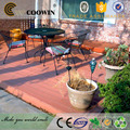 Terrace decoration wpc flooring