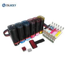 Venta al por mayor 6 colores CISS con tinta / sistema de suministro continuo de tinta para impresoras
