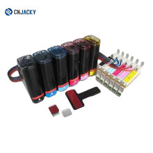China Made 6 Colors CISS Dye Ink for PVC Card Inkjet Printing