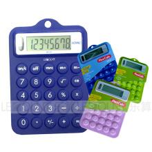 Calculadora del silicio de 8 dígitos (LC537B-1)