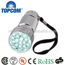 Smallest 21 led mini flashlight with high power