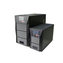 Smart High Frequency Online Ups 2kva With Lcd / Led Display