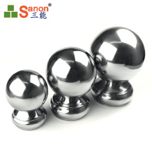 handrail ball, ball joint stainless steel Top Ball With Case 51mm