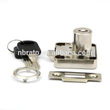 Fácil de seguridad de aleación de zinc Rim gaveta gabinete Slam Lock